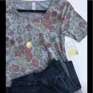 LULAROE Perfect Tee, XXS